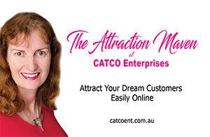 The Attraction Maven at CATCO Enterprises