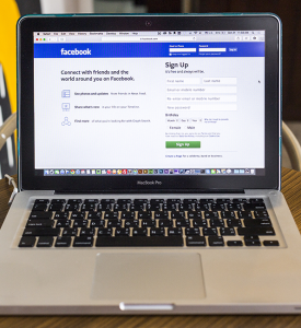 A Facebook page can drive traffic to your website
