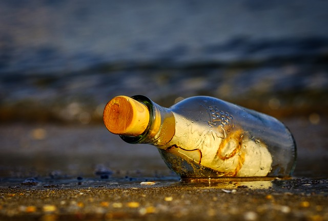 Message in a bottle - How to get your website found