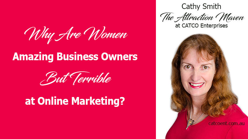 Why Women Are Amazing Business Owners