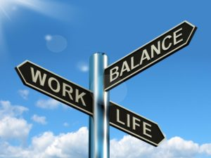 Mastering work – life balance
