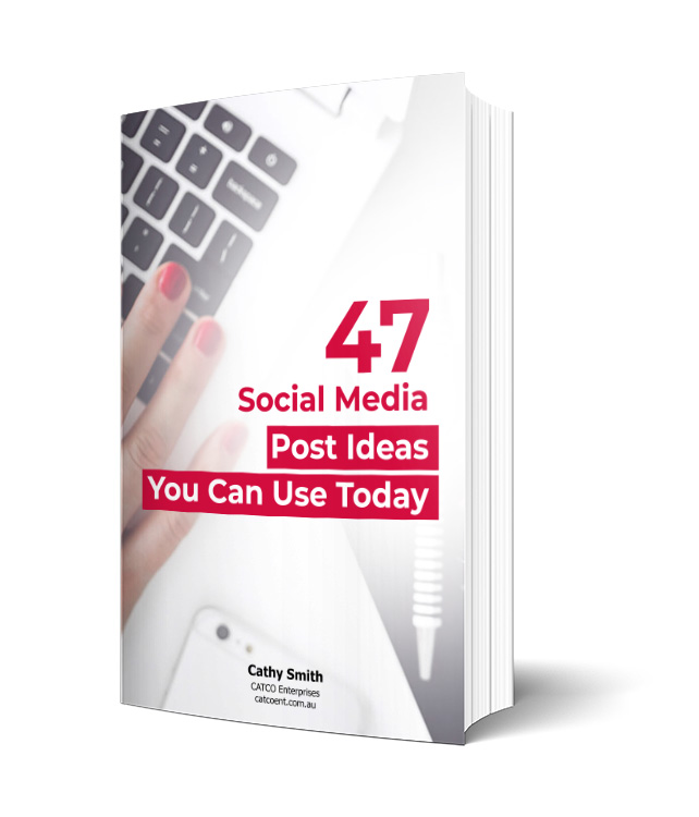 47 Social Media Post Ideas You Can Use Today By CATCO Enterprises