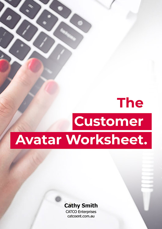 Customer Avatar Worksheet By CATCO Enterprises