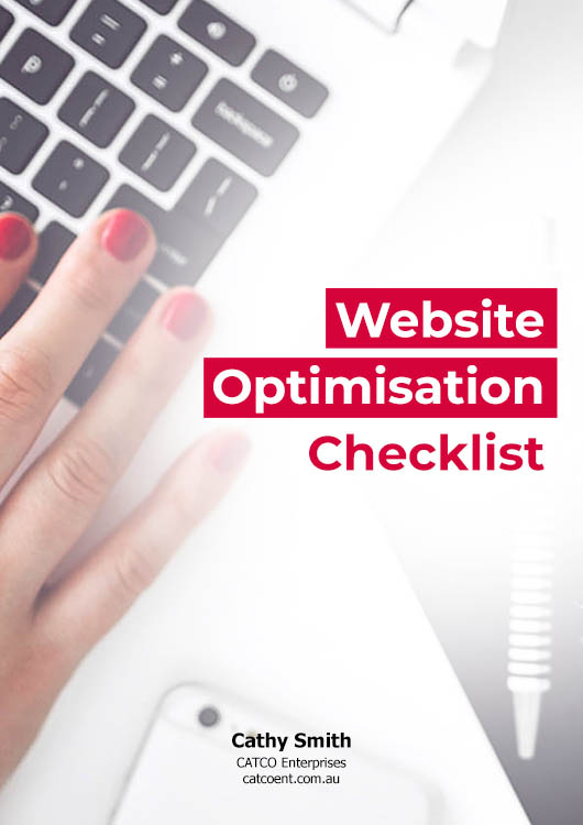 Website Optimisation Checklist